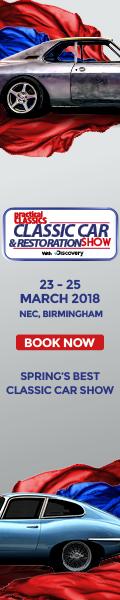 NEC Restoration Show 2018