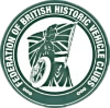 Federation of British Historic Vehicle Clubs' logo
